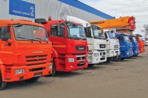 Результаты продаж грузовиков и LCV