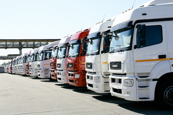 Самые популярные грузовики КАМАЗ в лизинг в первом полугодии