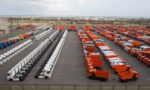 Рынок грузовиков и автобусов РФ–2020: итоги продаж за год