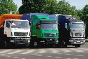МАЗ: новая продукция на рынок Российской Федерации
