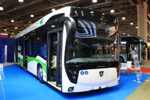 «КАМАЗ» расширяет модельный ряд экологичных автобусов
