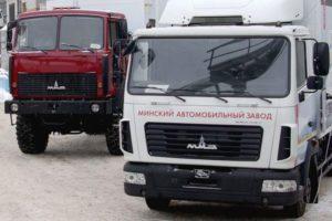 МАЗ в очередной раз показывает рекордные продажи на рынках России и Украины