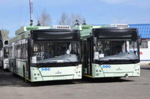МАЗ внедряет новые технологии в пассажирскую технику