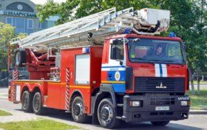 Новые планы по развитию пожарной автотехники МАЗ